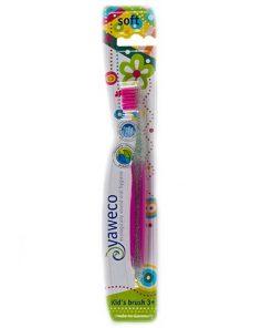Yaweco zubní kartáček pro děti – bez škodlivých látek