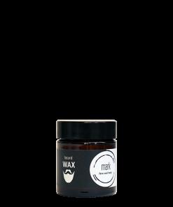 MARK beard wax, 30 g – vyživující vosk na bradu a vousy s mírnou fixací