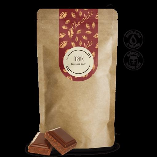 MARK coffee peeling, 100-200g – Chocolate